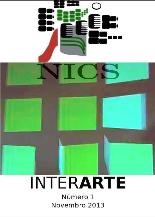 Visualizar n. 1 (2013): Primeiro Número da InterArte